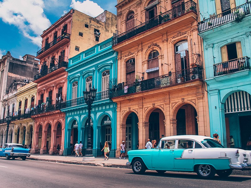 Cuba | The Best Time of Year to Cruise | Global Explorer