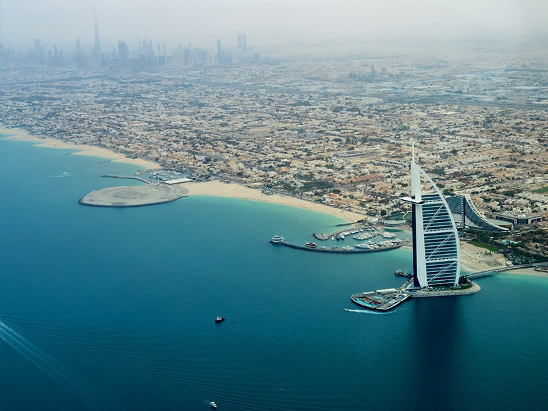 United Arab Emirates | The Best Time of Year to Cruise | Global Explorer