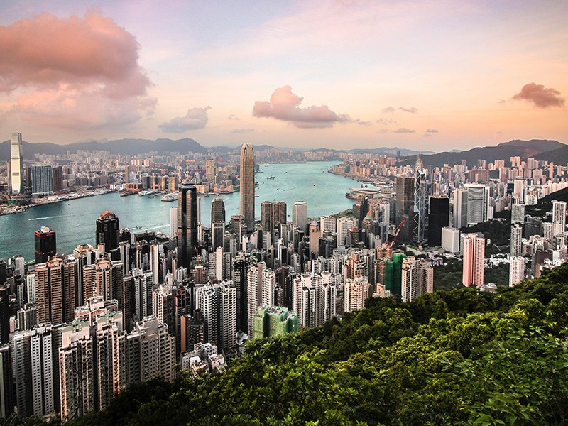 Hong Kong | The Best Time of Year to Cruise | Global Explorer