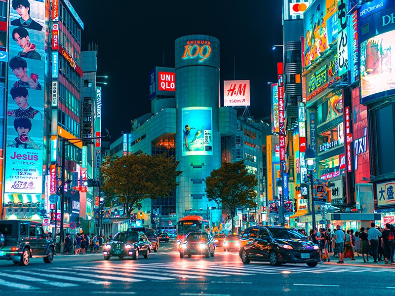Japan | The Best Time of Year to Cruise | Global Explorer