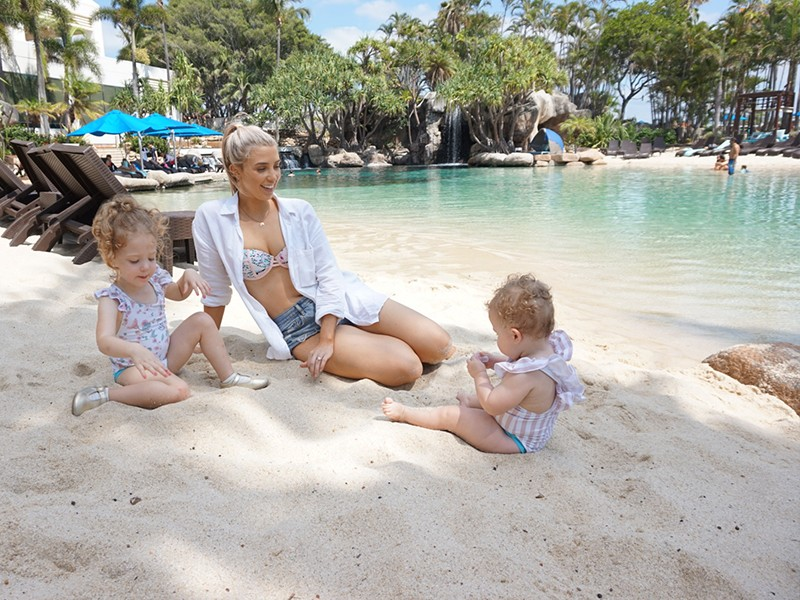 Surfers Paradise Marriott   Top 3 Gold Coast Family Holidays   Discover Queensland