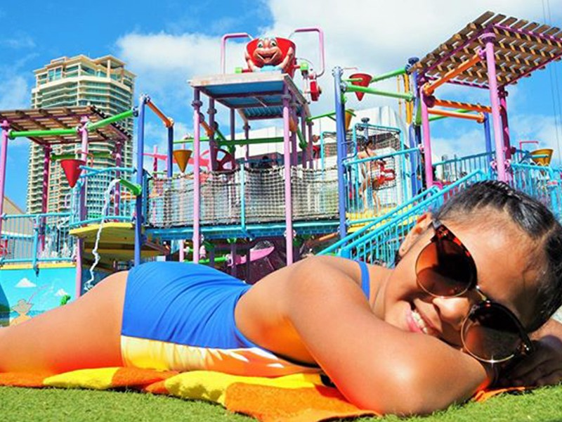 Paradise Resort | Top 3 Gold Coast Family Holidays | Discover Queensland