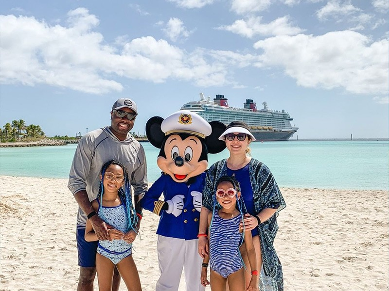 Have you considered a Family Cruise? Image by @topflightfamily | Top 5 Reasons Queenslanders are taking Family Cruise Holidays? | Discover Queensland