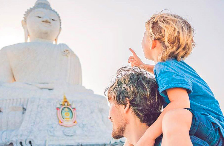 The Big Buddha | Top Things for Families to do in Phuket | Global Explorer