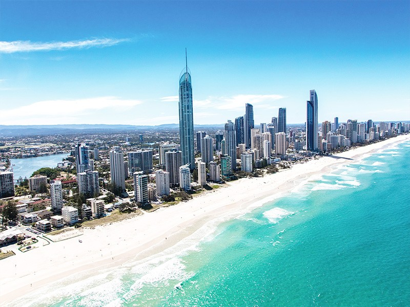 Surfers Paradise Beach | Discover Queensland