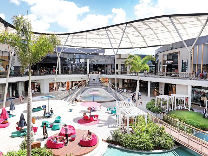 Pacific Fair Shopping Centre - Discover Queensland