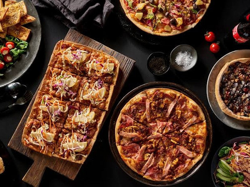 Crust Gourmet Pizza Bar | Gold Coast Girls Weekend: Entertainment Book Style