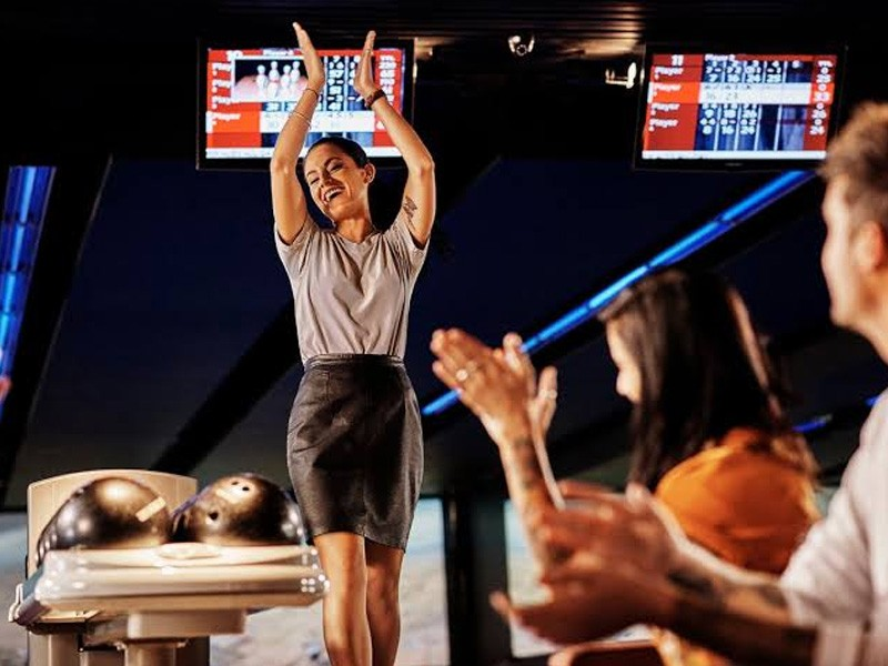 Strike Bowling | Romantic Gold Coast Getaway: By the Entertainment Book