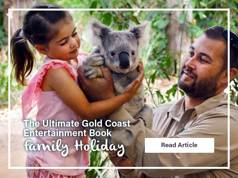 The Ultimate Gold Coast Entertainment Book: Family Holiday