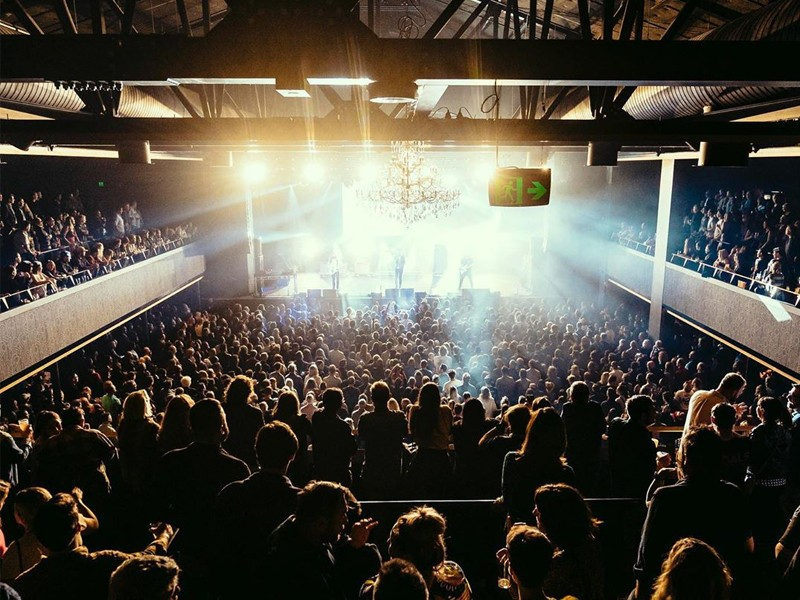 The Fortitude Valley Music Hall by @vsualsaus | Discover Queensland