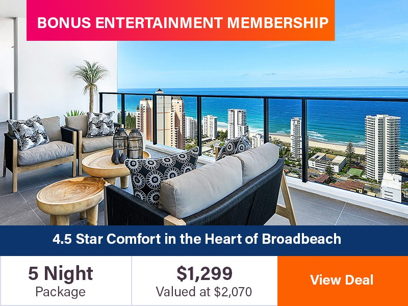 Qube Broadbeach  | School Holiday Packages | Discover Queensland