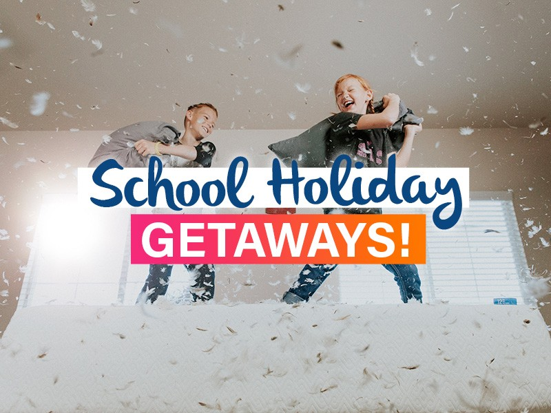 2020 School Holiday Escapes by Discover Queensland