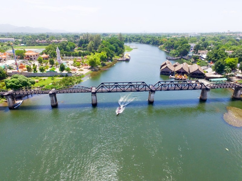 Bridge over the River Kwai | ANZAC Day Tours on the Battlefield