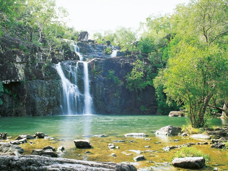 Cedar Creek Falls |  Things to do in Airlie Beach Other Than the Great Barrier Reef | Discover Queensland