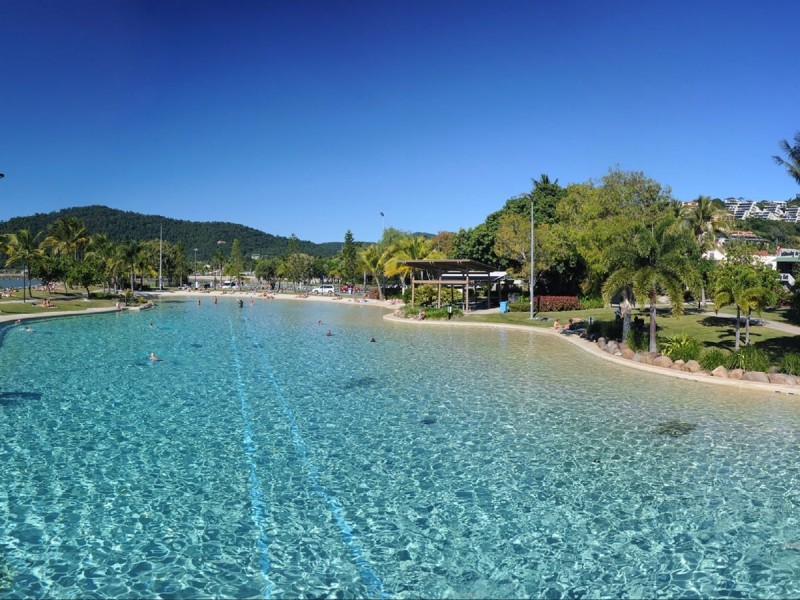 Airlie Beach Lagoon |  Things to do in Airlie Beach Other Than the Great Barrier Reef | Discover Queensland