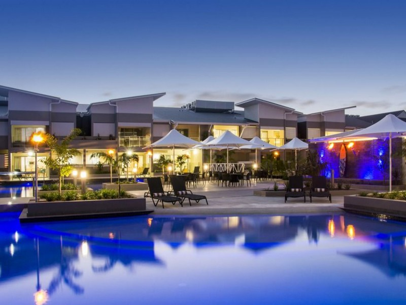 Lagoons 1770 Resort & Spa | Discover Queensland