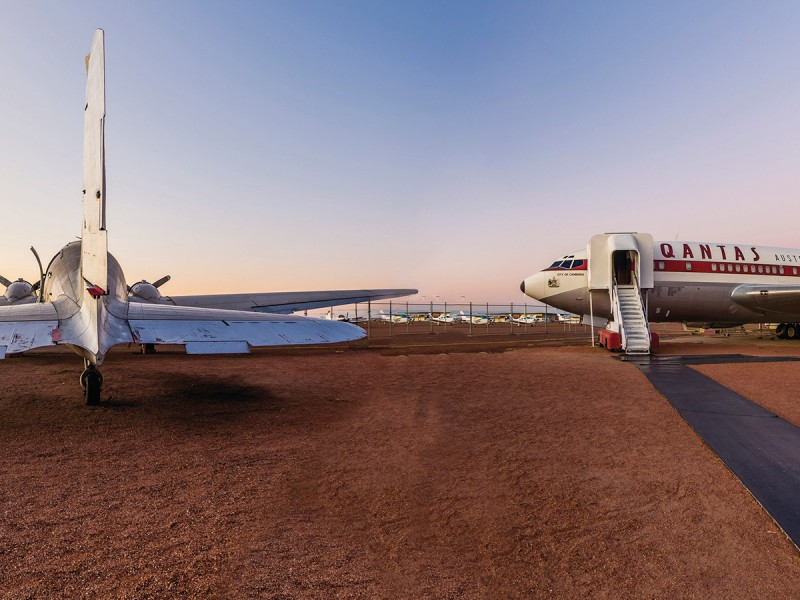 Qantas Museum | Longreach Things To Do | Iconic Outback Queensland Road Trip to Longreach, Winton & Carnarvon Gorge | Discover Queensland