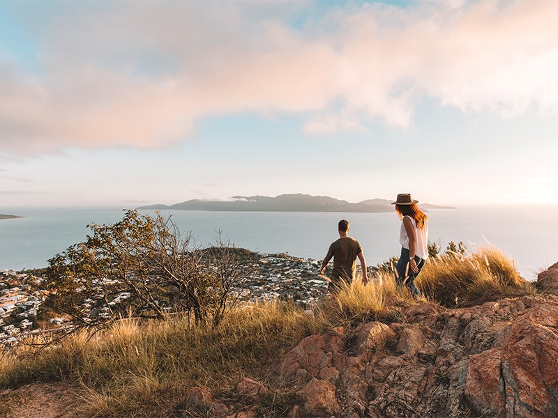 Castle Hill Lookout Townsville | Unique Things To Do In Townsville | Discover Queensland
