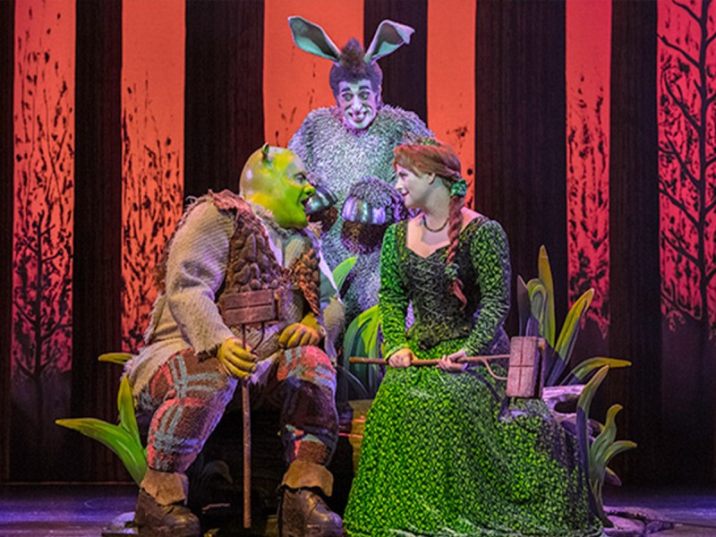 Shrek the Musical playing at QPAC's Lyric Theatre | Things to do in Brisbane with Kids: Your Tech-Free Brisbane Itinerary | Discover Queensland
