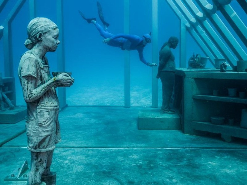 Museum of Underwater Art | Unique Things To Do In Townsville | Discover Queensland