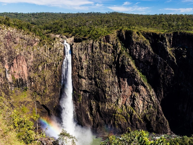 Wallaman Falls | Unique Things To Do In Townsville | Discover Queensland