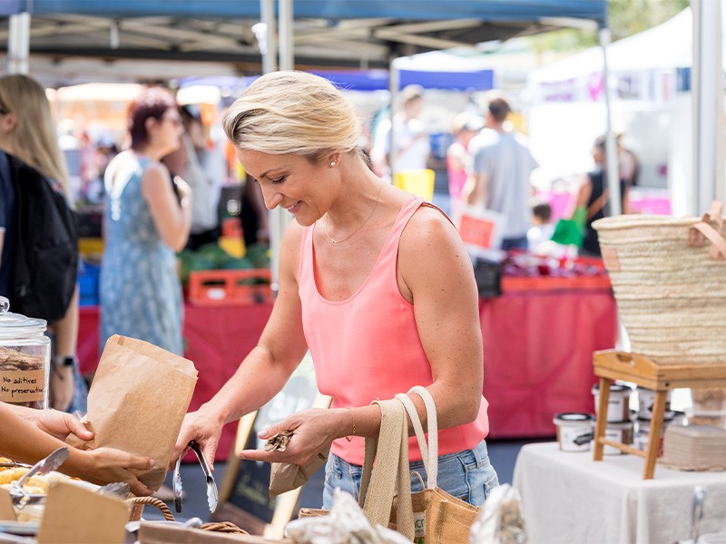 Find Your Treasure | Gold Coast Markets | Top 30 Things To Do on the Gold Coast | Discover Queensland