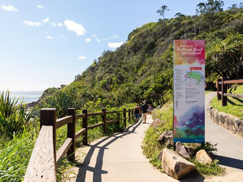 The Coastal Walk to Ruin All Others - Burleigh Headland Coastal Walk | Top 30 Things To Do on the Gold Coast | Discover Queensland