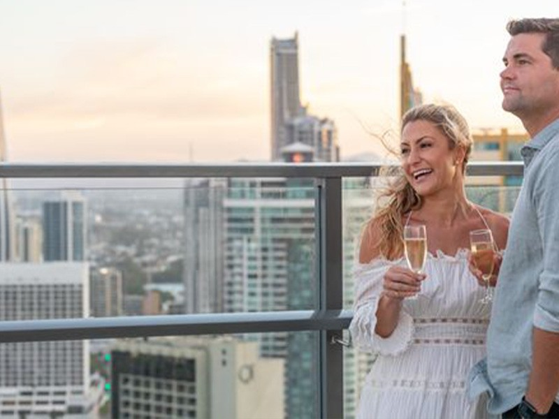 Australia's Tallest Building Beckons 