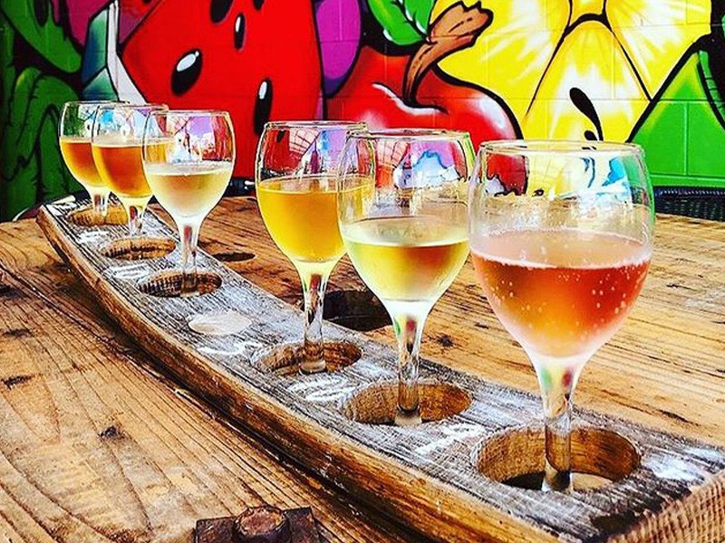 Cheeky Cider at @ohanawinery | Top things to do in Bargara: Tipples, Turtles, Tastings, Towers & more! | Discover Queensland