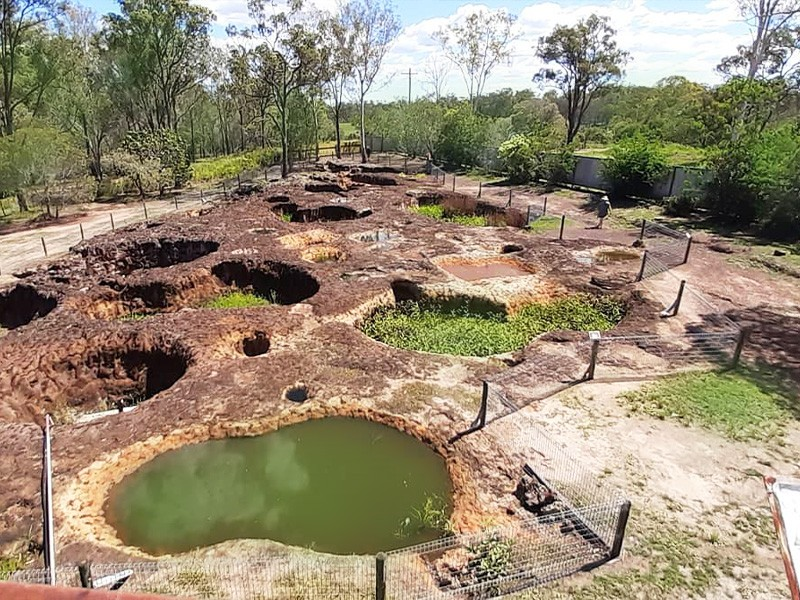 Mystery Craters by by @yurivargasrojas via Instagram | Top things to do in Bargara: Tipples, Turtles, Tastings, Towers & more! | Discover Queensland
