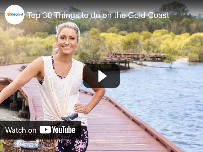 Top 30 Things to do on the Gold Coast: The New, The Classic & The Unknown