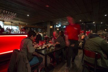Flame Bar and Grill Restaurant - Queenstown Holidays