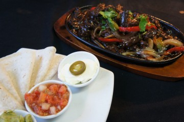Authentic, modern Mexican dishes at the Coyote Grill - Queenstown Holidays
