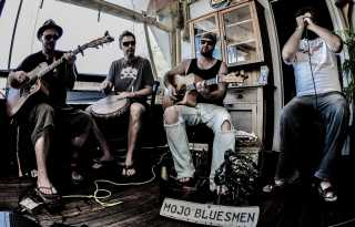 Mojo Bluesmen at the Airlie Beach Music Festival  - Discover Queensland