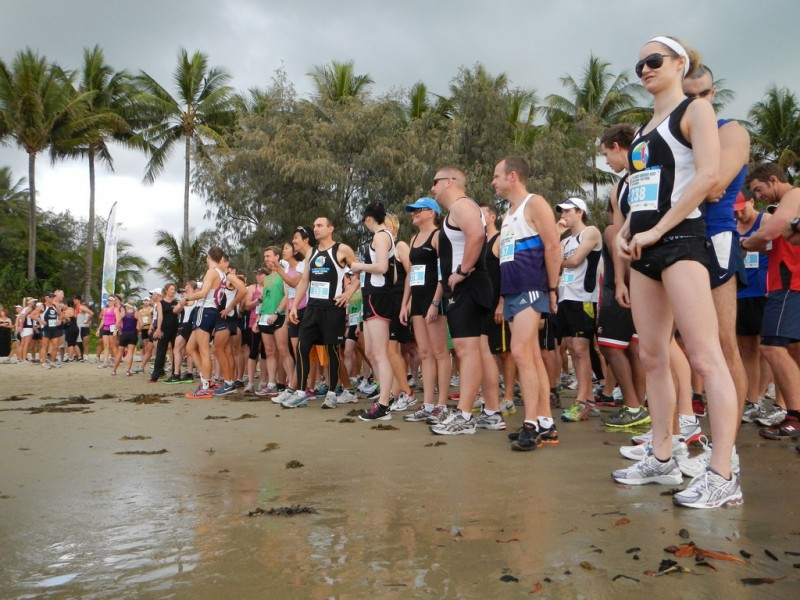 Great Barrier Reef Marathon Festival 2016 - Discover Queensland