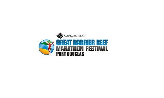 Great Barrier Reef Marathon Festival 2016 Logo - Discover Queensland