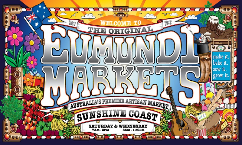 Eumundi Markets | Discover Queensland
