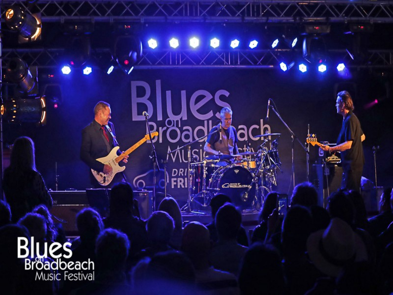 Blues On Broadbeach | Gold Coast Music Festival | Book your accommodation with Discover Queensland