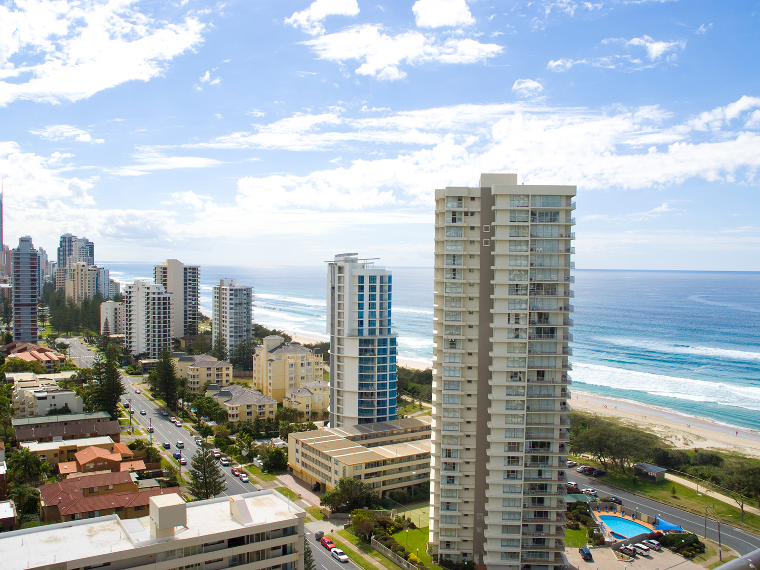 ULTIQA Beach Haven at Broadbeach