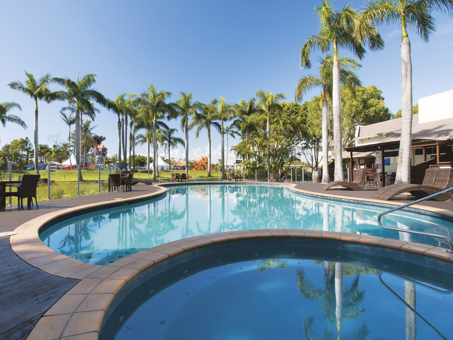 Oaks Sunshine Coast Oasis Resort