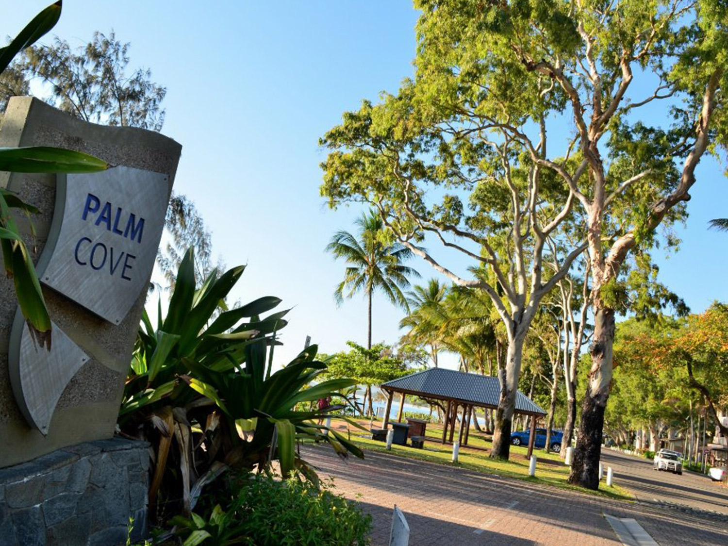 Sea Temple Private Apartments Palm Cove By Boutique