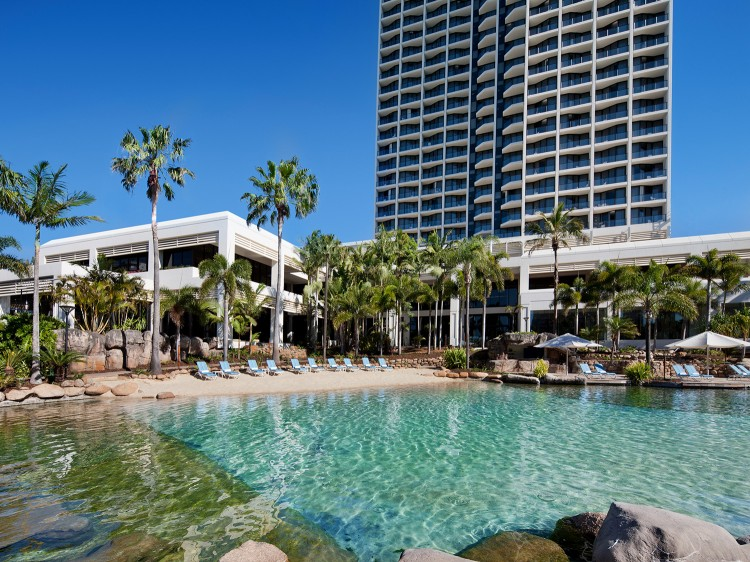 Surfers Paradise Marriott Resort & Spa Lagoon
