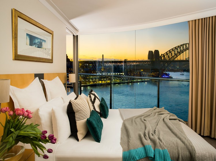 Two Bedroom Suite with Harbour View