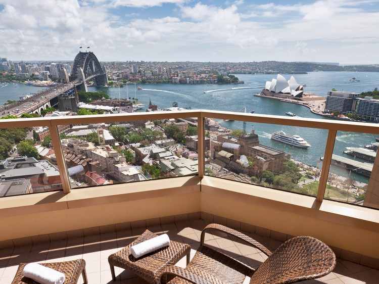 Quay West Suites Sydney