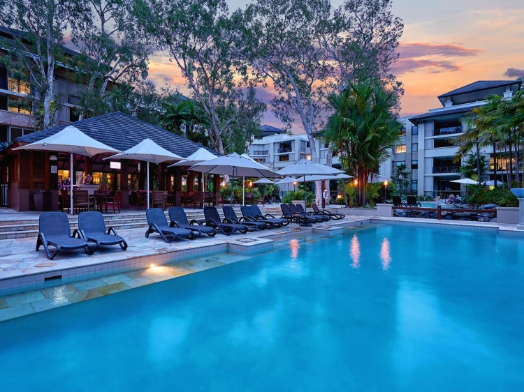 Sea Temple Private Apartments Palm Cove by Boutique Collection