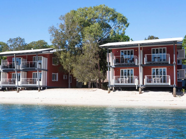 Couran Cove Island Resort - One Bedroom Apartments