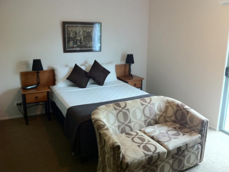 Tropical Heritage Cairns | Spa Suite