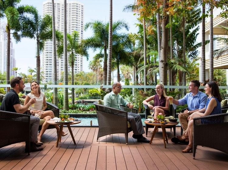 Chapter and Verse Couples Retreat - Surfers Paradise Marriott Resort & Spa | Discover Queensland