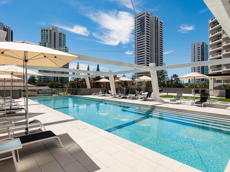 Swimming Pool | Avani Broadbeach Residences