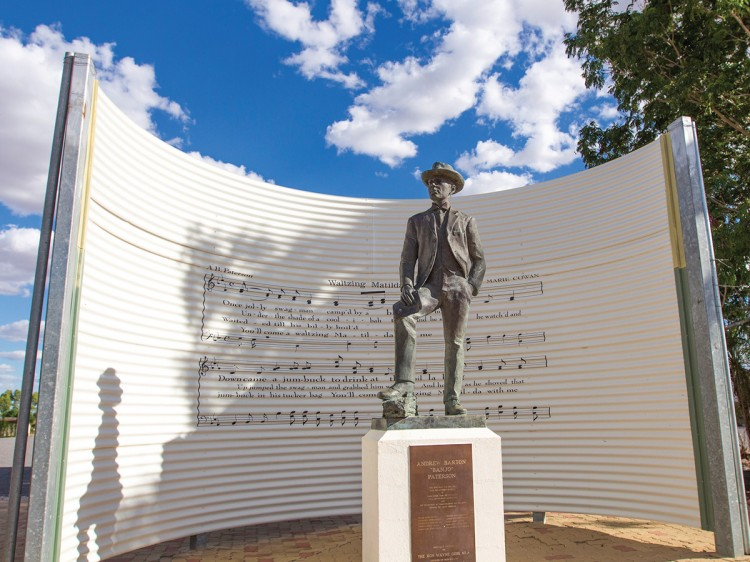 Banjo Patterson | Outback QLD - Escorted Tour DQ